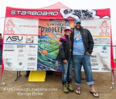Cowells Surf Kayak Finalists. 1 Kyle Kilgour, 2 Kelly Henry, 3 Marcel Bieg..