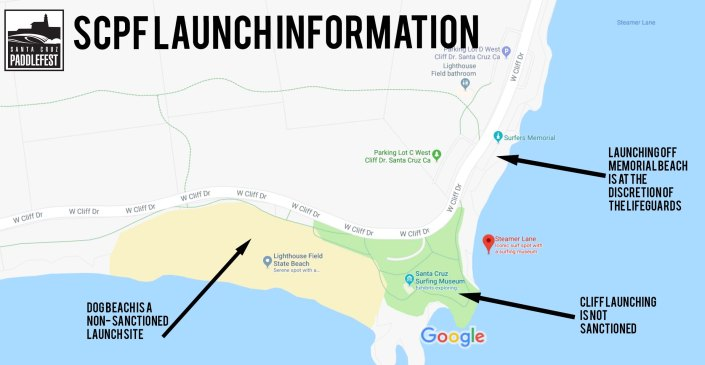 Launch Map Steamers 2018
